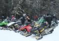 Snowmobiles near Piseco NY