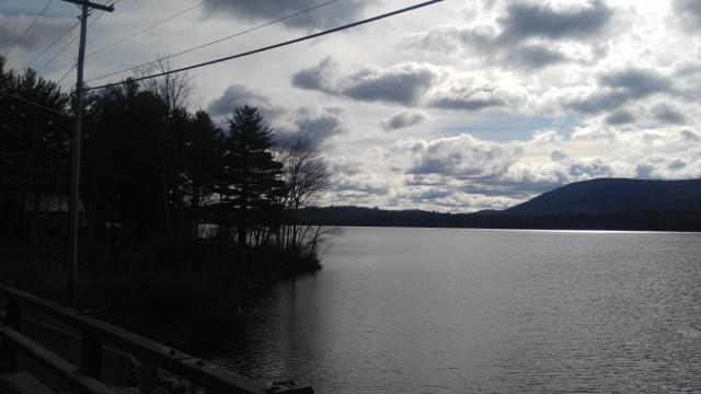 Lake Pleasant Spring